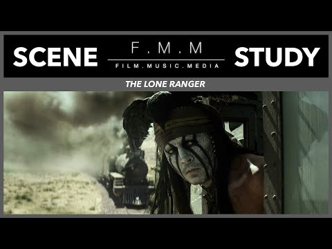Scene Study: The Lone Ranger