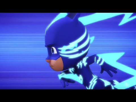 PJ Masks Full Episodes - SPEED RACING CATBOY | 1 Hour Compilation | Cartoons for Children #91