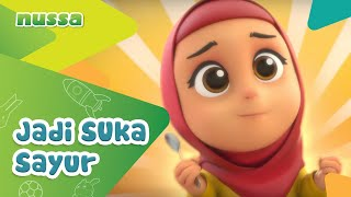 Download Video NUSSA : JADI SUKA SAYUR MP3 3GP MP4