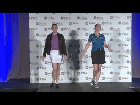 Au 19e - Saison 4 - Reportage sur le vêtement de golf pour la femme