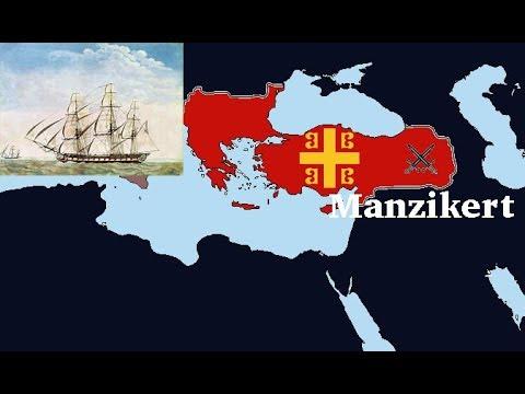 Video - Τι θα γινόταν εάν η Βυζαντινή Αυτοκρατορία συνέχιζε να υπάρχει; Πως θα διαμορφωνόταν η ιστορία;
