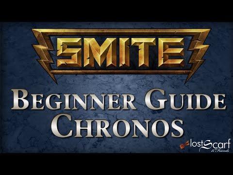 Short Smite Beginner Guide to Chronos