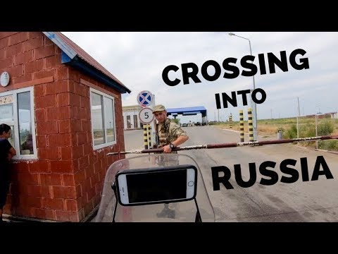 [S1 - Eps.92] CROSSING INTO RUSSIA