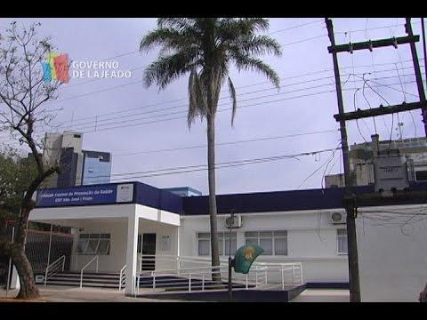 Governo de Lajeado - Posto de saúde do centro