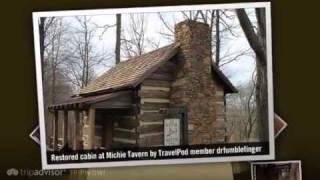 Charlottesville (VA) United States  City pictures : Michie Tavern - Charlottesville, Virginia, United States
