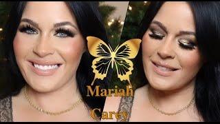 Video MARIAH CAREY MAC COLLECTION TUTORIAL! CUT CREASE EYESHADOW w/ Mariah Carey Makeup! MP3, 3GP, MP4, WEBM, AVI, FLV November 2018