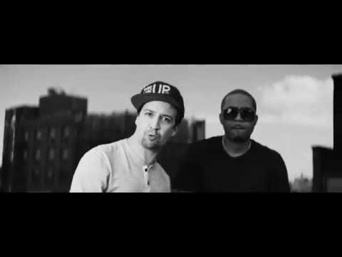 "Hamilton – ""Wrote My Way Out"" (Nas, Dave East, Lin-Manuel Miranda & Aloe Blacc) [Official Video]"
