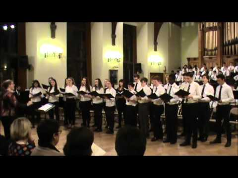 Deep River - Chamber Choir