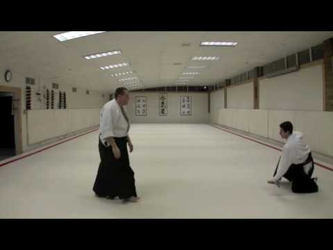 Ni kata - (Koryu Dai Ni) (16) with Nick Lowry