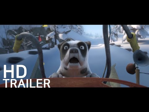 RACETIME Trailer #1 NEW 2018 Animated Movie HD
