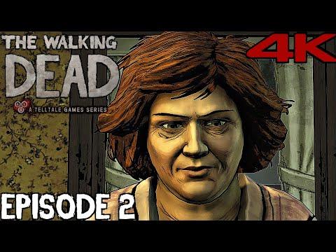 The Walking Dead Season 1 - Episode 2 Full Gameplay Walkthrough (Definitive Edition)