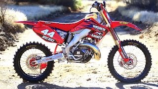2. Project 2004 Honda CR 250 Off-road 2 Stroke ||HARDWARE|| DIrt Bike Magazine