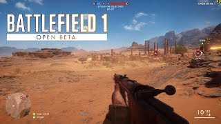Battlefield 1 public beta test, compilation of Conquest an Rush on Sinai Desert map. Ultra/High settings, 1080p, gameplay, benchmark test - FPS at the top right corner (average 40-50)PC:Intel Core i5-2500K CPU @ 3.30 GHzKingston 16.00 GB DDRIII (1333Mhz)Gainward GTX 760 Phantom 4GB GDDR5Samsung 850 EVO SSD 250GBWindows 7 Home Premium 64 bitfull HD 1920x1080recorded with Nvidia ShadowPlay and FRAPS (FPS counter)Nvidia GeForce Driver - 372.70..feel free to comment, like or share :)