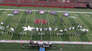 West Orange (NJ) United States  city photos gallery : West Orange HS Marching Band, 2016 NJ State Championship (Rutgers), 10-22-16