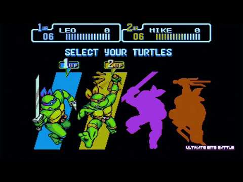 Ultimate Bits Battle - Turtles In Time