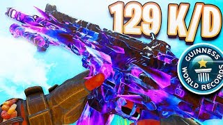 Video WORLD RECORD 129-0 GAMEPLAY in Black Ops 4! (WORLDS HIGHEST KD) MP3, 3GP, MP4, WEBM, AVI, FLV Desember 2018