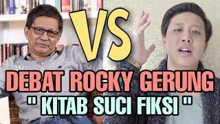 "Video ROCKY GERUNG TERDIAM ! PABLO BENUA MENDEBAT "" KITAB SUCI FIKSI "" MP3, 3GP, MP4, WEBM, AVI, FLV Juli 2019"