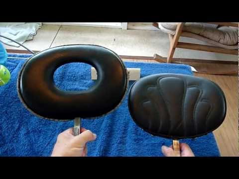 Auctionbandits eBay home business idea #1 – The Corbin motorcycle seat back