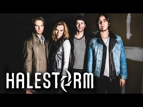 [HD] Halestorm - I Like It Heavy (Live @ TivoliVredenburg, Utrecht - 08.02.2015)