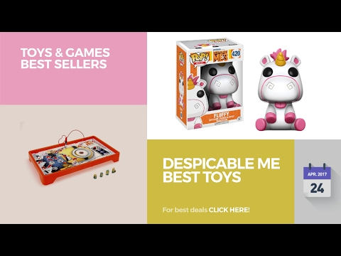 Despicable Me Best Toys Toys & Games Best Sellers