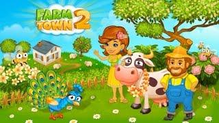 Farm Town: Cartoon Story videosu
