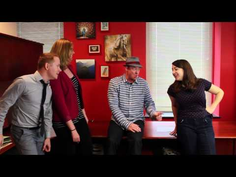 SKETCH COMEDY: David Koechner sings 'Afternoon Delight' to RedEye staff