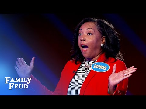Fast Money miracle! | Family Feud