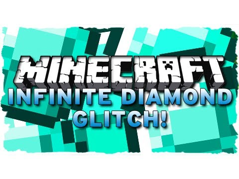 Mc - Hey! First off no question of the day for this video. Felt like it didnt really need it. This is an infinite diamond glitch. If you know of any other glitche...