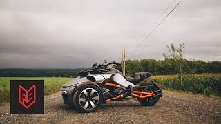 1. Can-Am Spyder F3-S Review at fortnine.ca