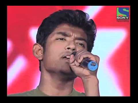 Shovon Ganguly - 18 year old, Shovon Ganguly performs heartily to the youthful 'Sun Le Zara' and impresses the Judge Gurus with his powerful singing. X FACTOR INDIA -- is the...
