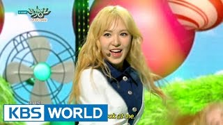 Red Velvet (레드벨벳) - Ice Cream Cake [Music Bank HOT Stage / 2015.04.03]