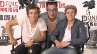 One Direction speaking dutch