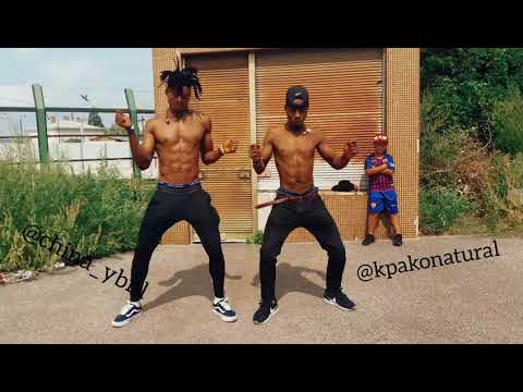 Lil Kesh _  Again O ( Dance Video)