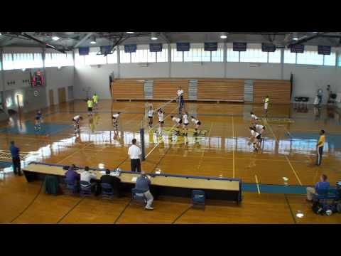 Goucher/USMMA - 10/27/13 - Set 1 (25-10)