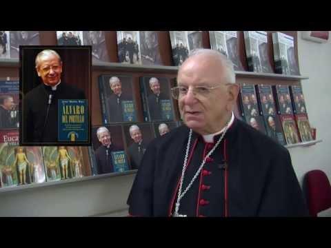 """Presentación del volumen """"Álvaro del Portillo. Il primo successore di san Josemaría alla guida dell'Opus Dei"""""""