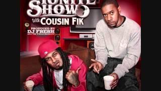 Cousin Fik - P_ssy Got Slap ft. E-40 & Freddie Gibbs [The Tonite Show] (2012)