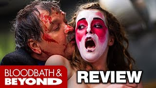 Stage Fright  2014    Horror Movie Review