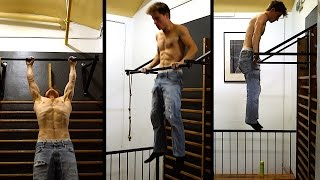 The Muscle Up : How to get it done. by Mani the Monkey
