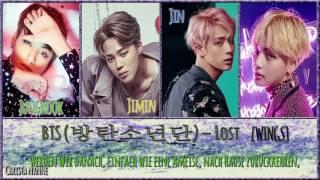 Download Lagu BTS (방탄소년단) – Lost k-pop [german Sub] WINGS Mp3