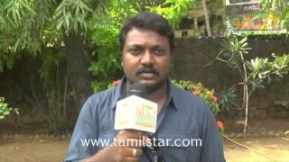 Art Director Vanaraj at Tamiluku En Ondrai Aluthavum Press Meet