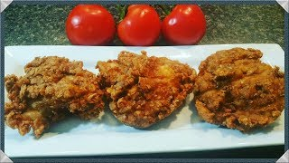 Please enjoy this recipe for spicy Buttermilk Fried Chicken. It is a crispy, delicious indulgence that is sure to hit the spot for those...