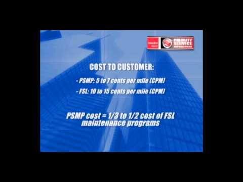 Isuzu PSMP Priority Service Maintenance Program Packages