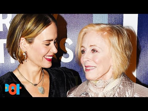 Sarah Paulson Responds To People Questioning Her Dating Older Women
