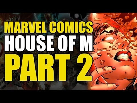 No More Mutants (House Of M Remastered Conclusion: No More Mutants) (видео)