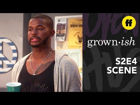 grown-ish Season 2, Episode 4 | Fighting For Beyoncé | Freeform