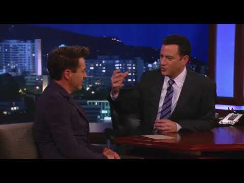 JKL Robert Downey Jr III - TV Show JKL Robert Downey Jr III (Anglais)