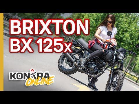 BRIXTON BX 125 X TEST - KONTRA Online