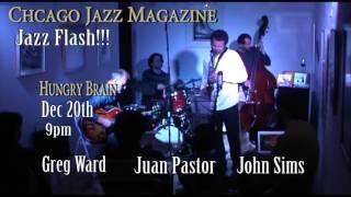 JAZZ FLASH!!! Hungry Brain - Greg Ward