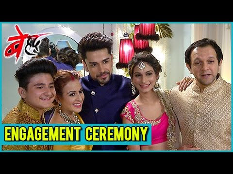 Saanjh And Samay Engagement Ceremony | Beyhadh - �