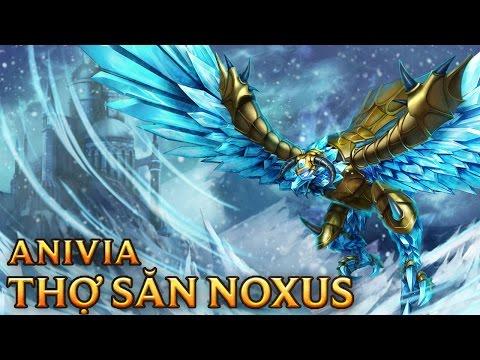 Anivia Thợ Săn Noxus - Noxus Hunter Anivia